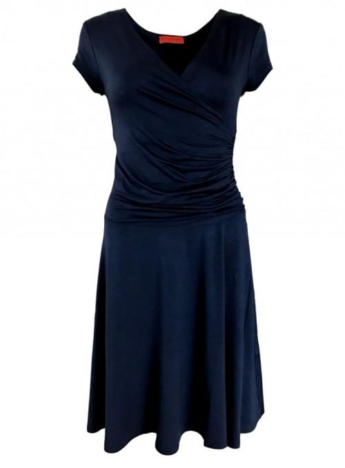 Marin klänning från Dot & Doodle's