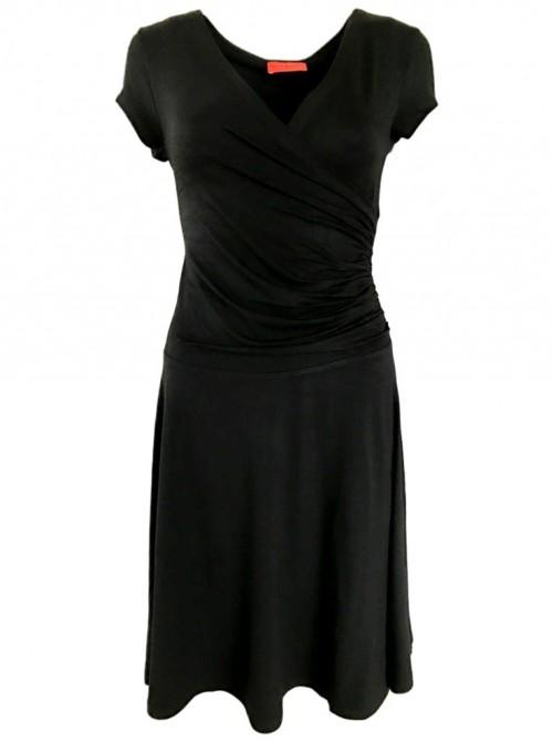 Svart klänning från Dot & Doodle's