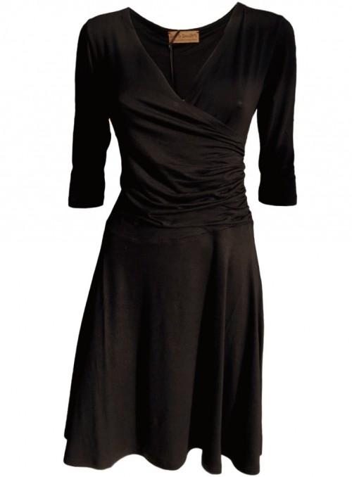 Klänning Isabella Ella svart från Dot & Doodle's
