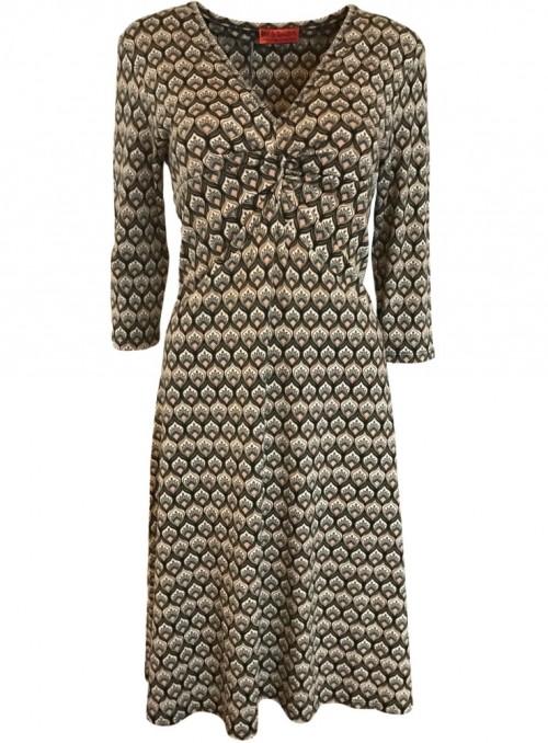 Dot & Doodle's klänning Stella Delight Green