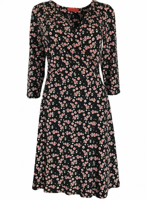Dot & Doodle's klänning Fanny Heart