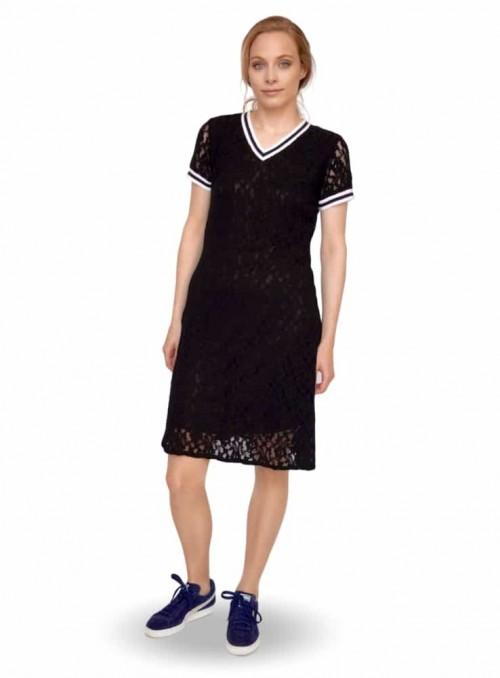 Spetsklänning Luxe Lace från Dot & Doodle's