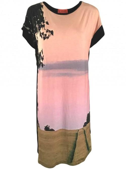 Dot & Doodle's klänning Kitty Field