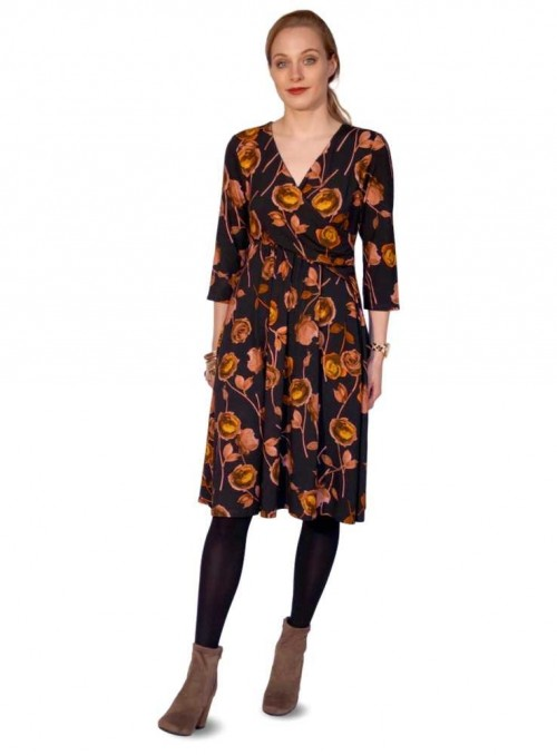 Dot & Doodle's klänning Poppy Ascot