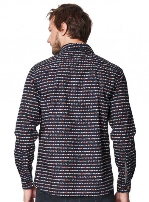 Skjorta ekologisk bomull Whippet från Thought