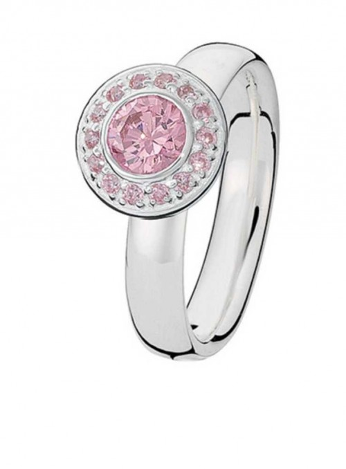 Spinning ring Glamour Silver