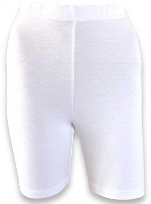 Bambu inner-shorts vit fra Festival