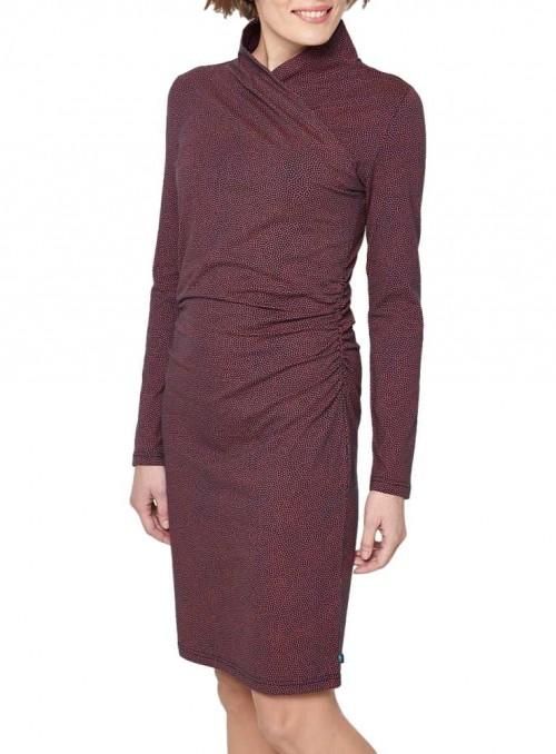 Ekologisk klänning GOTS bomull, Alsafi från Tranquillo