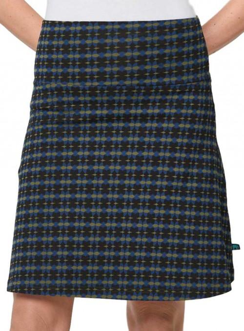 Ekologisk kjol GOTS, Camilla från Tranquillo