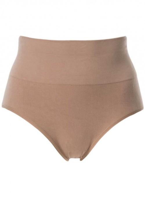 Bambutrosa med formande effekt Seamless Shape Wear Nude