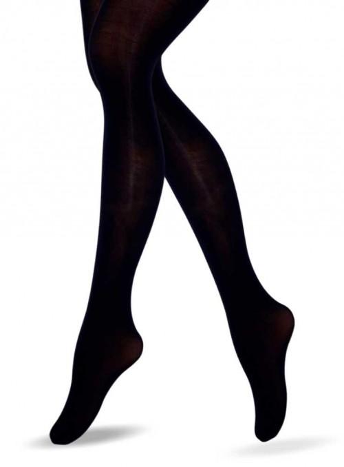 Strumpbyxor Lucy Legs Black 3D Microfiber från Dot & Doodle's