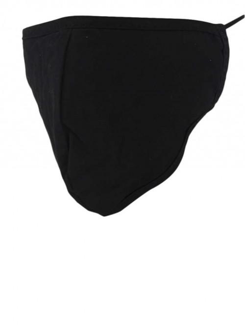 Ansiktsmask i bomull från Black Colour