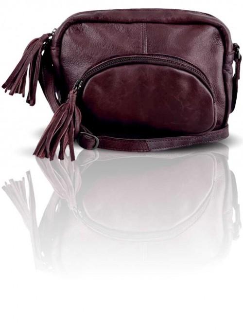 Crossover läderväska från Black Colour.